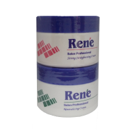 Rene Salon Professional Strong Straightening Cream + Neutralizing Cream 120g x 2